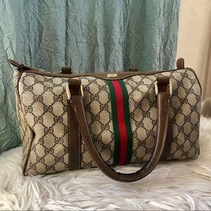 Vintage 70s/80s Gucci Handbag